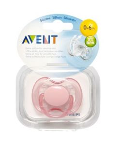 Philips Avent Free Flow Soothers (0-6 Months)