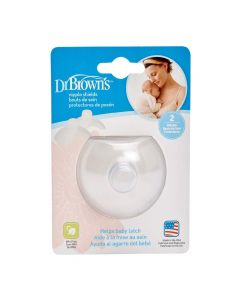 Dr Browns Nipple Shields (Pack of 2)