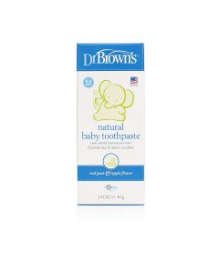 Dr Browns Happy Teeth Fluoride-Free Toothpaste