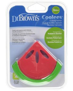 Dr Browns Coolees - Watermelon Teether