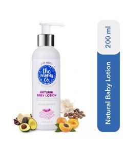 The Mom's Co Baby Lotion