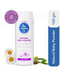 The Mom's Co Baby Natural Powder 100g