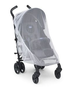 Chicco Mosquito Net For Stroller White