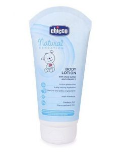 Chicco Natural Sensation Body Lotion