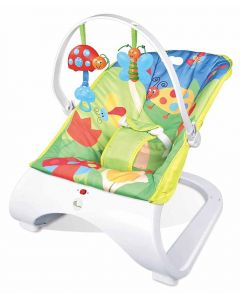 R for Rabbit Hip Hop Baby Bouncer