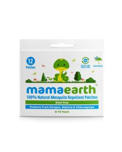 Mamaearth Mosquito Repellent Patches 12pcs