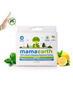 Mamaearth Mosquito Repellent Patches 24pcs