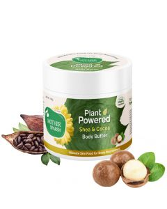 Mother Sparsh Plant Powered Shea & Cocoa Body Butter 100g