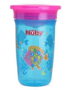 Nuby Insulated 360 Degree Wonder Cup Tumbler 300 ml