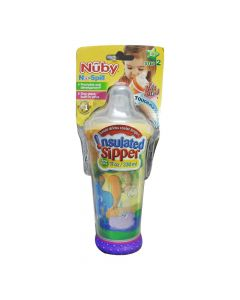 Nuby Soft Spout Insulated Sipper  (Multicolor)