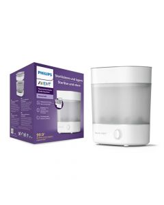 Philips Avent 3-in-1 Electric Steam Sterilizer - Capacity 6 bottles