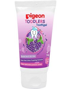 Pigeon Toddlers Toothgel 50g