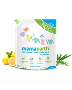 Mamaearth Plant based laundry detergent 1.8L
