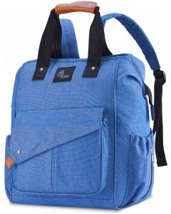R for Rabbit Caramello Delight Diaper Bags- Smart and Fashionable Diaper Bag Blue