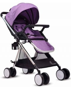 R for Rabbit Giggle Wiggle - The Feather Light Stroller