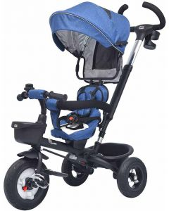 R for Rabbit Tiny Toes Benz– The Stylish and Luxurious Tricycle for Kids
