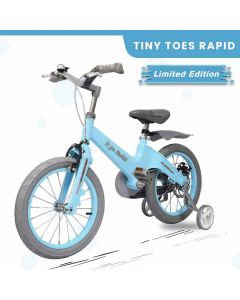 R for Rabbit Rapid Cycle for Kids - Smart Plug and Play Kids Bicycle -16 inch