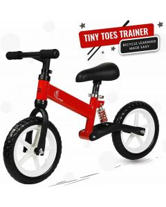 R for Rabbit Tiny Toes Trainer Balance Bike for Kids