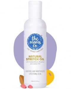 The Moms co natural Stretch oil 100ml