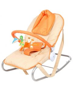 Tiffy & Toffee Baby Shower Bouncer and Rocker