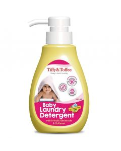 Tiffy & Toffee Baby Laundry Detergent with In-Built Germicide and Softener